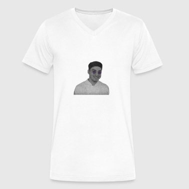 CAKE DONE - Men's V-Neck T-Shirt by Canvas