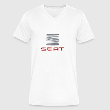 Seat Leon Cupra - Men's V-Neck T-Shirt by Canvas