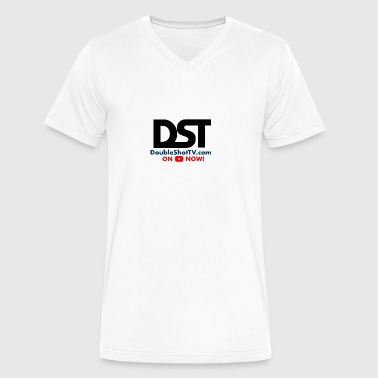 Awesome DST Merch Design - Men's V-Neck T-Shirt by Canvas