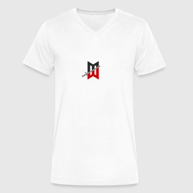 The Medieval World logo - Men's V-Neck T-Shirt by Canvas