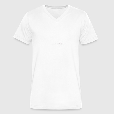 Shirt_1_6-55-03_PM - Men's V-Neck T-Shirt by Canvas