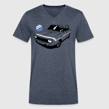 r12 rallye - Men's V-Neck T-Shirt by Canvas