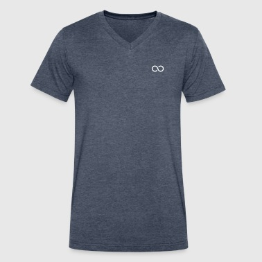 PROOF - Men's V-Neck T-Shirt by Canvas