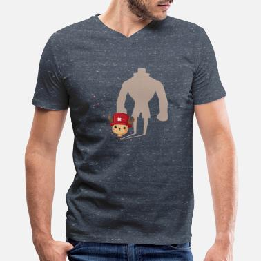 chopper - Men's V-Neck T-Shirt