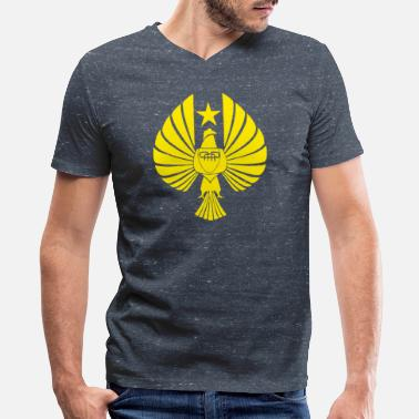 Pacific Rim Pacific Rim - Men's V-Neck T-Shirt