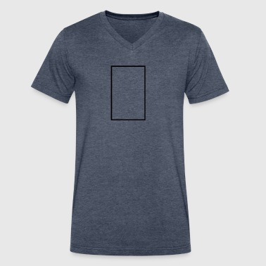 Not Complex - Men's V-Neck T-Shirt by Canvas