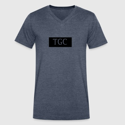 TGC Hodie - Men's V-Neck T-Shirt by Canvas