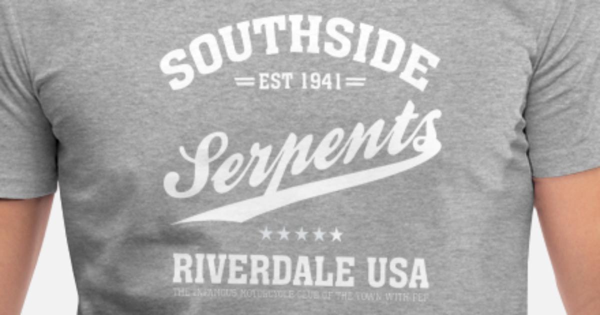 d04c763e SouthSide Serpents Unisex T-shirt by spread trend | Spreadshirt