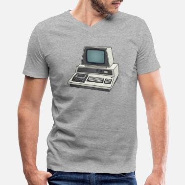 Hardware Personal Computer, PC, hardware - Men's V-Neck T-Shirt