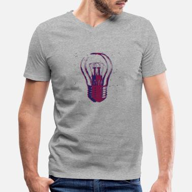 Creative Creativity - Creativity - Men's V-Neck T-Shirt