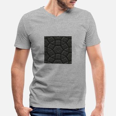 Abstract abstract - Men's V-Neck T-Shirt
