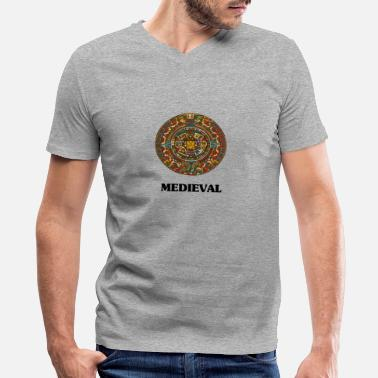 Medieval Medieval - Men's V-Neck T-Shirt