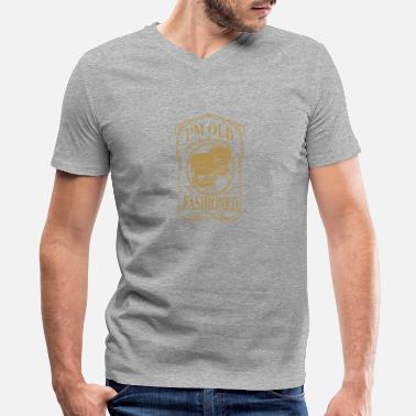 Old Fashioned I'M OLD FASHIONED - Men's V-Neck T-Shirt