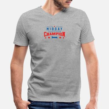 Midday New Design Midday Nap Champion Best Seller - Men's V-Neck T-Shirt