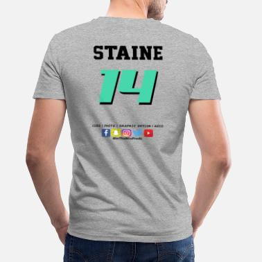 Jersey Number Jersey Number - Men's V-Neck T-Shirt