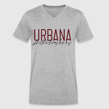 Urbana Hillclimbers - Men's V-Neck T-Shirt by Canvas