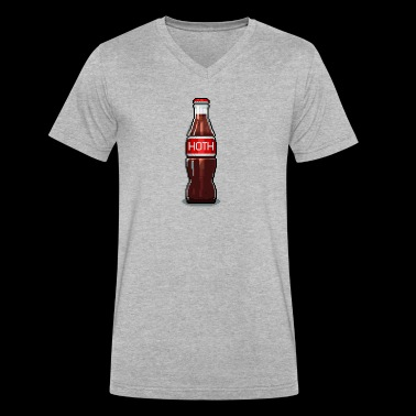 HOTH SODA - Men's V-Neck T-Shirt by Canvas