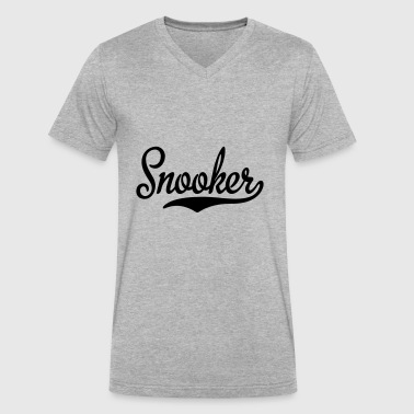 2541614 15468528 snooker - Men's V-Neck T-Shirt by Canvas