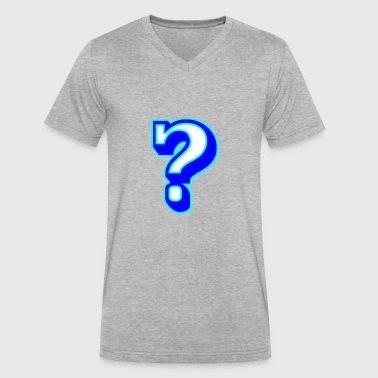 Idk Player Logo - Men's V-Neck T-Shirt by Canvas