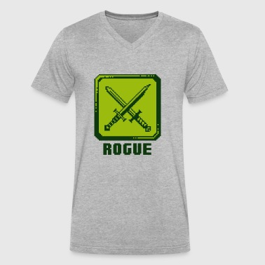 Rogue - Men's V-Neck T-Shirt by Canvas