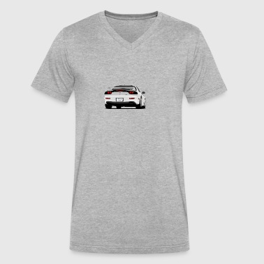 Mazda RX7 - Men's V-Neck T-Shirt by Canvas