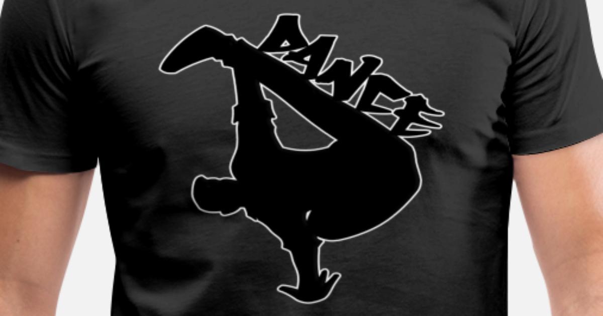 35bc51be Dance Design Men's V-Neck T-Shirt | Spreadshirt