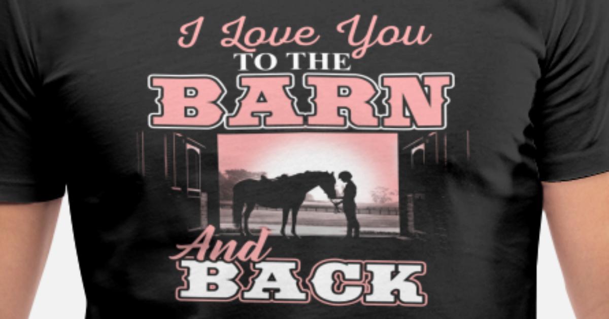 087f3e577 Horse Lovers Horse Girl Mom Horses Barn Love Men's V-Neck T-Shirt |  Spreadshirt