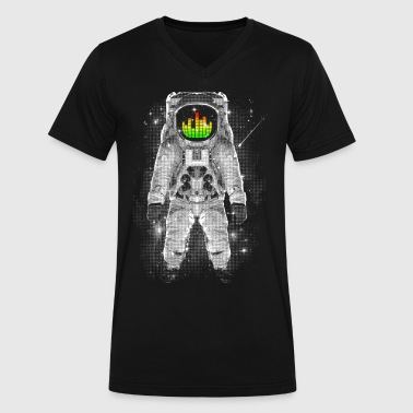 Astronomical Levels - Men's V-Neck T-Shirt by Canvas