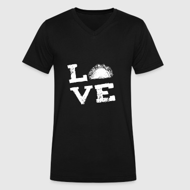 Gift For Mexican Taco Mexico Mexican love Mexican gift - Men's V-Neck T-Shirt by Canvas
