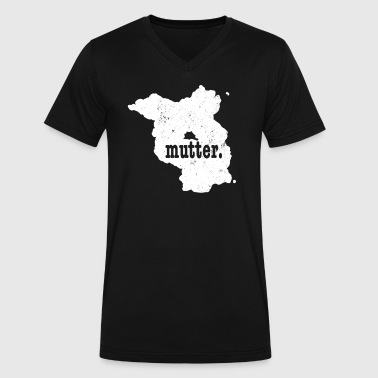 Brandenburg Germany Mutter Shirt - Men's V-Neck T-Shirt by Canvas