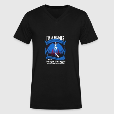 Maui Wowie WOW - I'm a healer dictator of life and death te - Men's V-Neck T-Shirt by Canvas