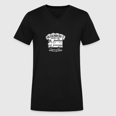 S Class Heisenberg s Cooking Class - Men's V-Neck T-Shirt by Canvas