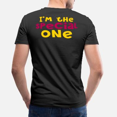 Special One I'm the special one - Men's V-Neck T-Shirt by Canvas