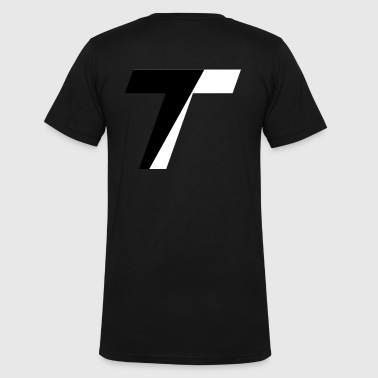 Will Of Team 7 Team 7 merch 1st drop - Men's V-Neck T-Shirt by Canvas