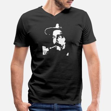 Captain Beefheart Captain Beefheart punk rock - Men's V-Neck T-Shirt by Canvas