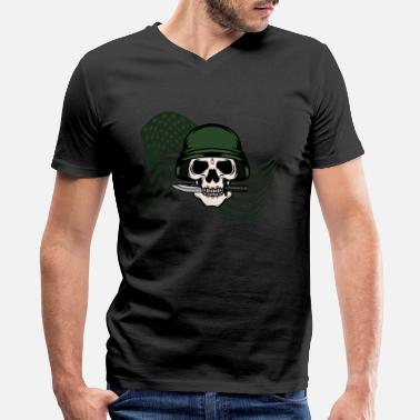 US Army - Men's V-Neck T-Shirt
