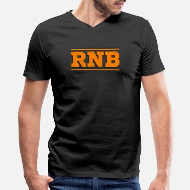 Rnb Rnb - Men's V-Neck T-Shirt
