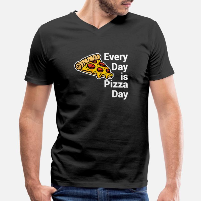 154738a55 Shop Love Pizza T-Shirts online | Spreadshirt