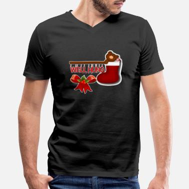 Christmas X-mas Christmas X-Mas - Men's V-Neck T-Shirt