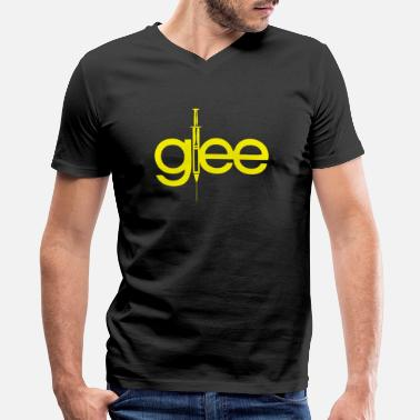 Glee Glee - Men's V-Neck T-Shirt