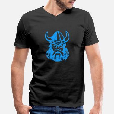 Viking - Men's V-Neck T-Shirt