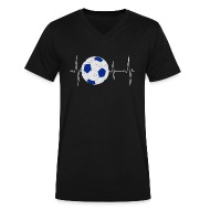 Spreadshirt & Shop Heartbeat Soccer For T-Shirts online | Spreadshirt