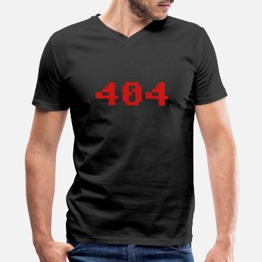 Provocation 404 - Men's V-Neck T-Shirt
