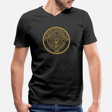 Celtic Celtic Gold - Men's V-Neck T-Shirt