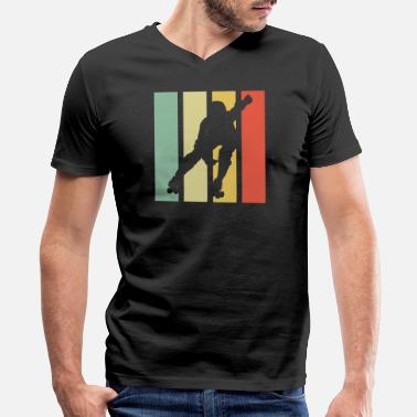 Barmetal Mens Skater Roller Derby T Shirt