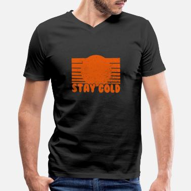 Movie Stay Gold - Men's V-Neck T-Shirt