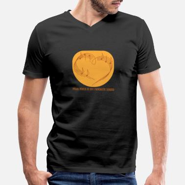 Proof Of Love Valentine Proof of love Sayings - Men's V-Neck T-Shirt