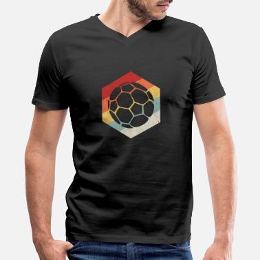 Sports Handball Ball Sports Sport Gift - Men's V-Neck T-Shirt
