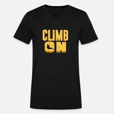 My Life Is On The Rocks MENS Adrenaline Addict T-SHIRT climbing birthday top