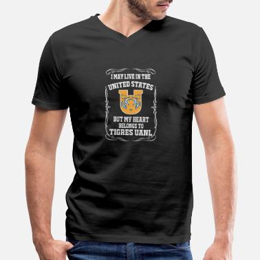 Tigres United States Tigres United States shirt - Men's V-Neck T-Shirt